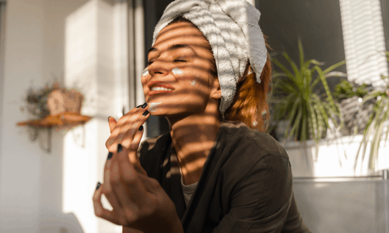 self care at home routine